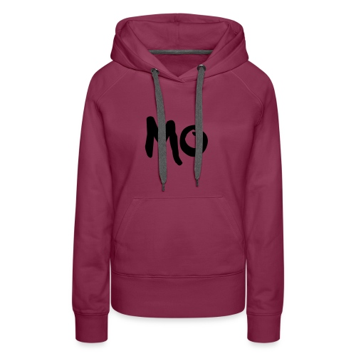 MO Logo - Frauen Premium Hoodie