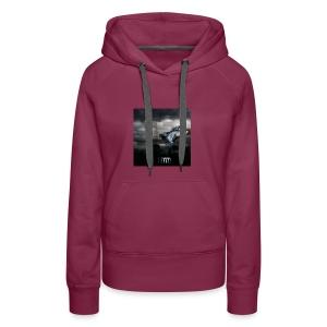 htm_pb - Frauen Premium Hoodie