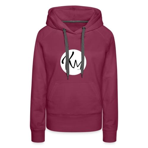 KM Logo - Frauen Premium Hoodie