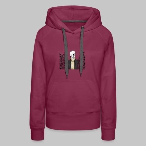 Grillby - Sweat-shirt à capuche Premium pour femmes