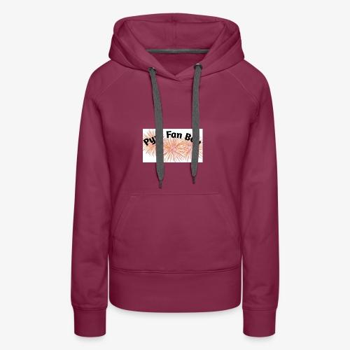 Pyro Fan Shop - Frauen Premium Hoodie
