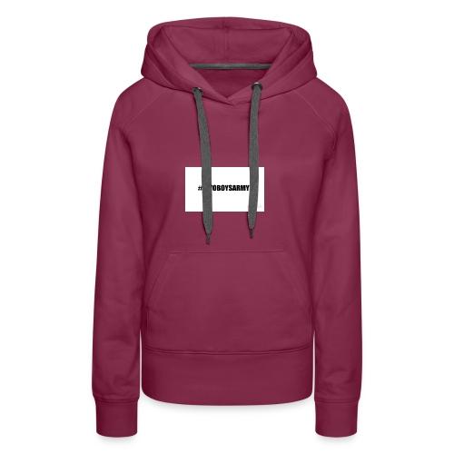 New TWOBOYSARMY - Frauen Premium Hoodie