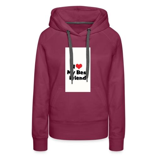 IMG 1426 - Vrouwen Premium hoodie