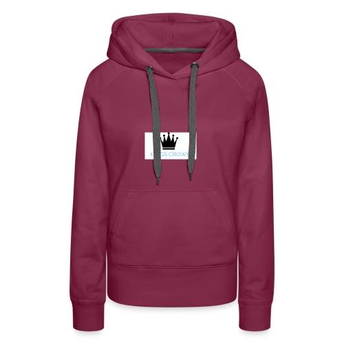 KINGSCROWN - Women's Premium Hoodie