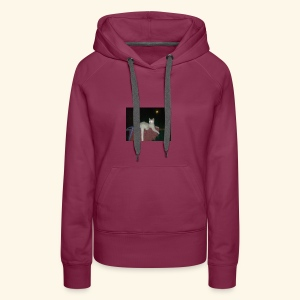 SPECIAL EDITION Demon Cat DESIGN - Women's Premium Hoodie