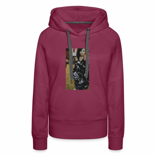 Merch - Frauen Premium Hoodie