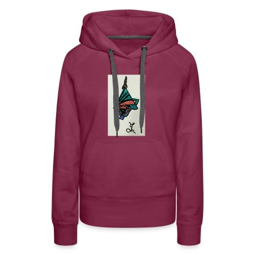 SPIRIT - Sweat-shirt à capuche Premium pour femmes