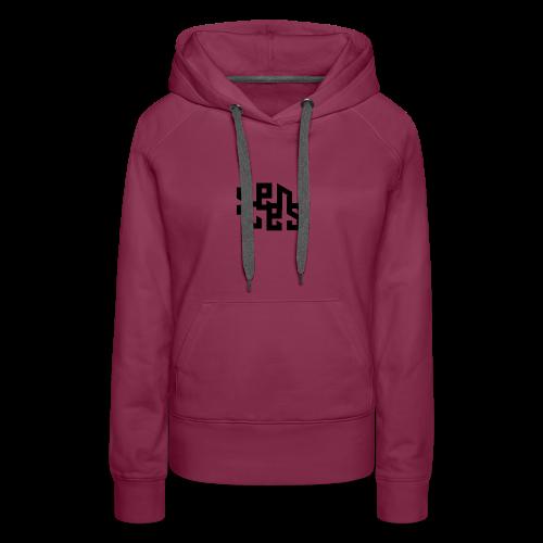 Sceens Baseball Shirt Kids - Vrouwen Premium hoodie