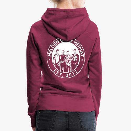 Helden Ohne Heimat Emblem - Frauen Premium Hoodie