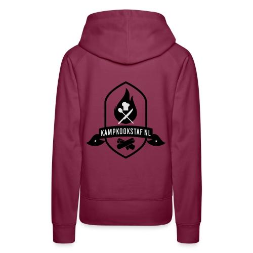 KampKookStaf kader - Vrouwen Premium hoodie