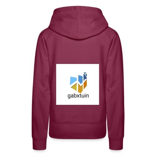 gabxtuin - Vrouwen Premium hoodie