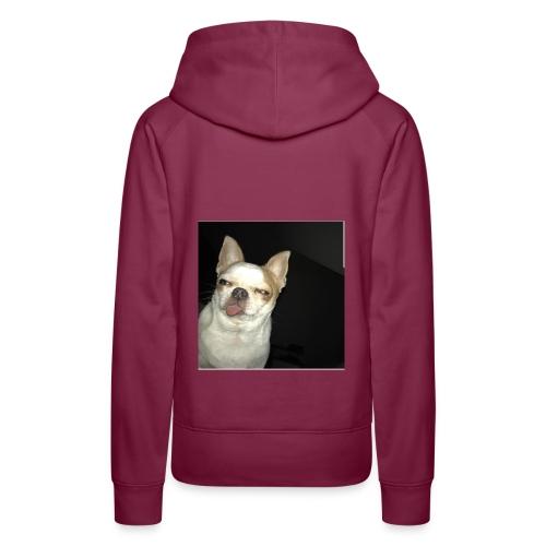 Bibby - Vrouwen Premium hoodie