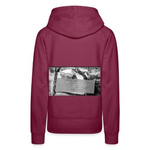 LandwirtschaftForstwirtschaft Fan Shirt - Frauen Premium Hoodie