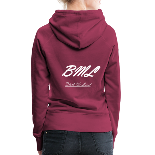 BML - Frauen Premium Hoodie
