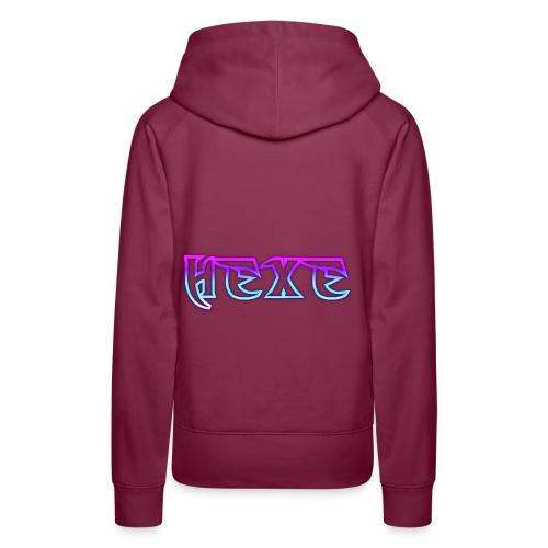 HEXE - Frauen Premium Hoodie