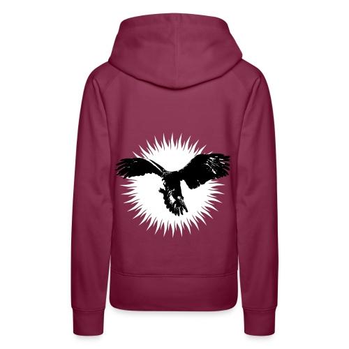 eagle - Frauen Premium Hoodie