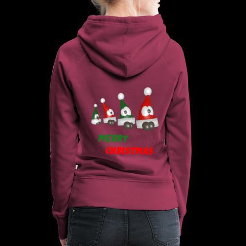 FARANDOLE BONNETS - Sweat-shirt à capuche Premium pour femmes