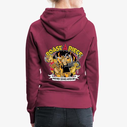 Roast a Piece Streetwear - Frauen Premium Hoodie