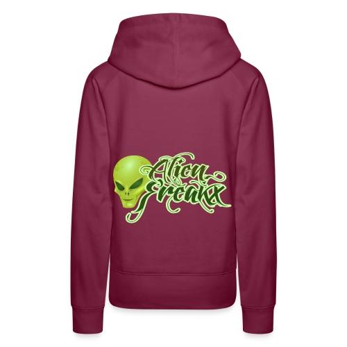 Alien Freakx - Frauen Premium Hoodie