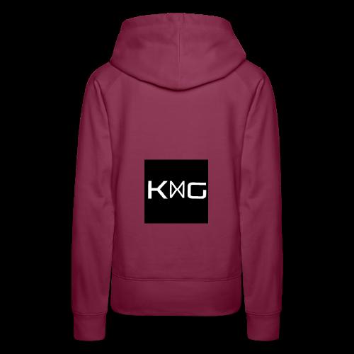 KMG - Frauen Premium Hoodie