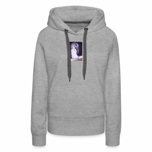 vida - Sudadera con capucha premium para mujer