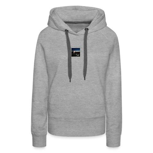 MIMI - Frauen Premium Hoodie