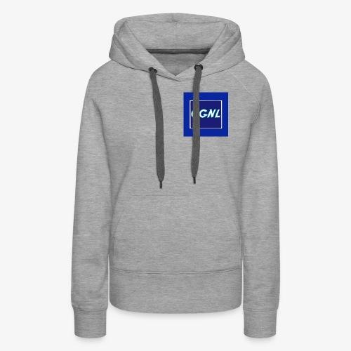 CaveGamerNL - Vrouwen Premium hoodie