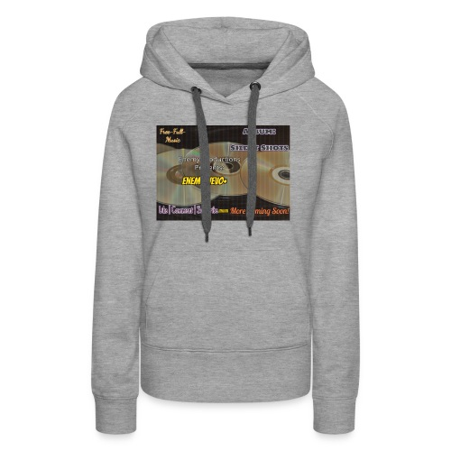 Enemy_Vevo_Picture - Women's Premium Hoodie