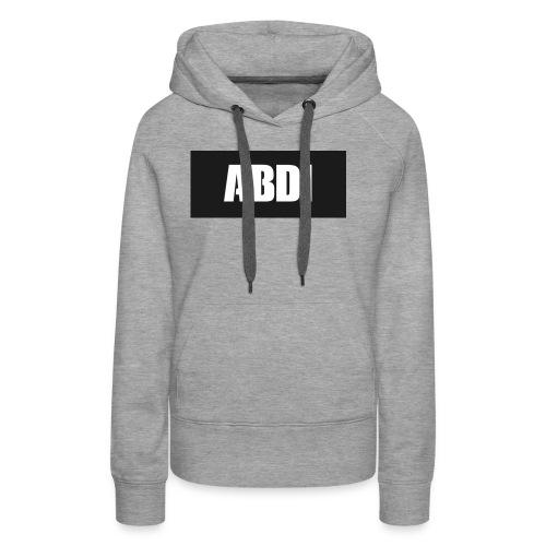 Abdi - Women's Premium Hoodie