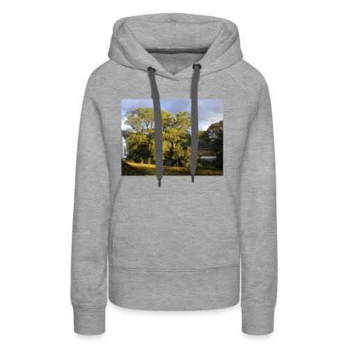 Trees - Women's Premium Hoodie