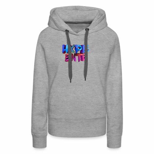 HXPEE-Shirts - Frauen Premium Hoodie
