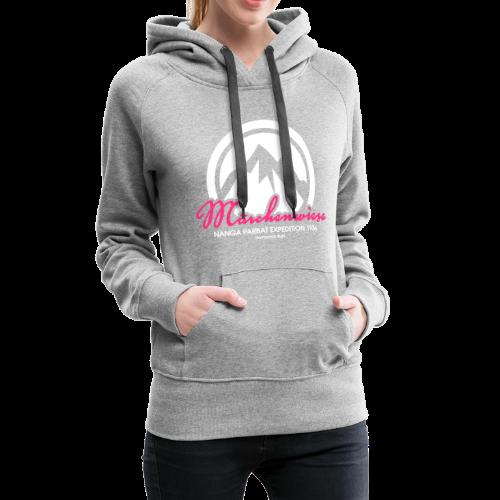 Märchenwiese - Frauen Premium Hoodie