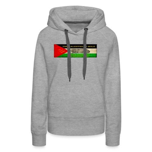 The Palestinian Mole - Women's Premium Hoodie