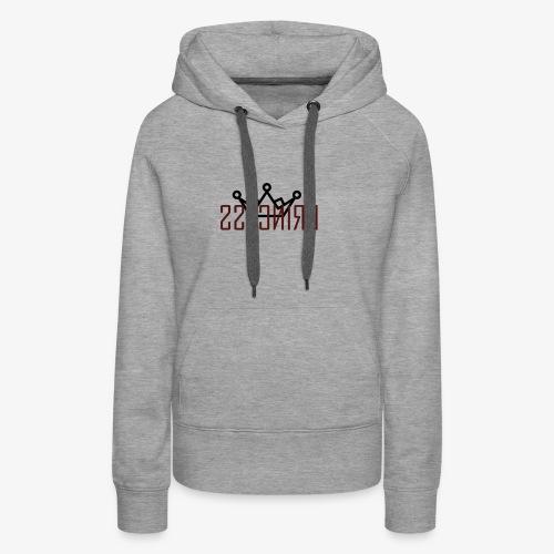 Princess - Frauen Premium Hoodie