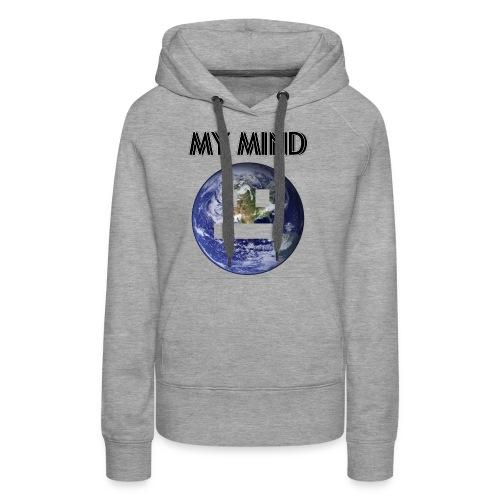 MY MIND - Premiumluvtröja dam