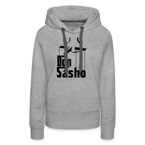 Don Sasho - Sweat-shirt à capuche Premium pour femmes