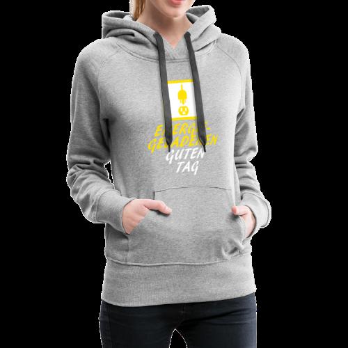 DieSteckdoze - Frauen Premium Hoodie