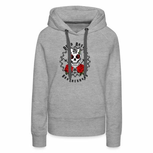 Dead Roses 2nd Logo - Women's Premium Hoodie