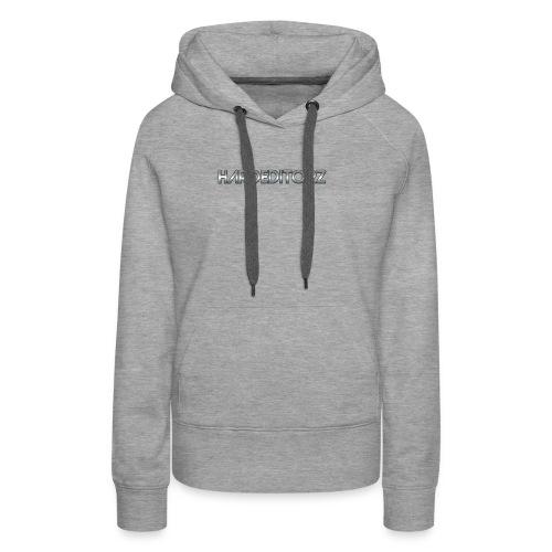 cool - Vrouwen Premium hoodie