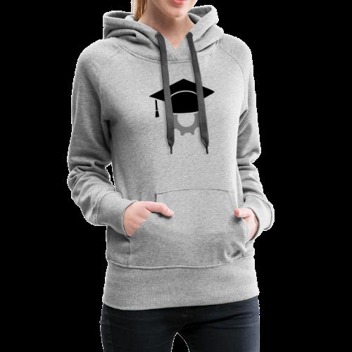Ingenieur Doktorhut Maschinenbau Geschenk - Frauen Premium Hoodie
