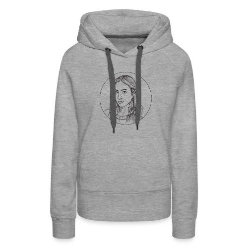 Troian Bellisario - Frauen Premium Hoodie