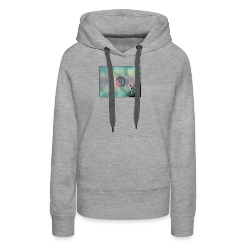 Llama Coin - Women's Premium Hoodie