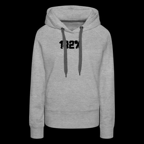 102black - Frauen Premium Hoodie