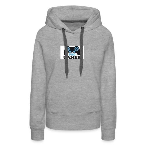 Pro-Gamer-Post-w644h362 - Women's Premium Hoodie