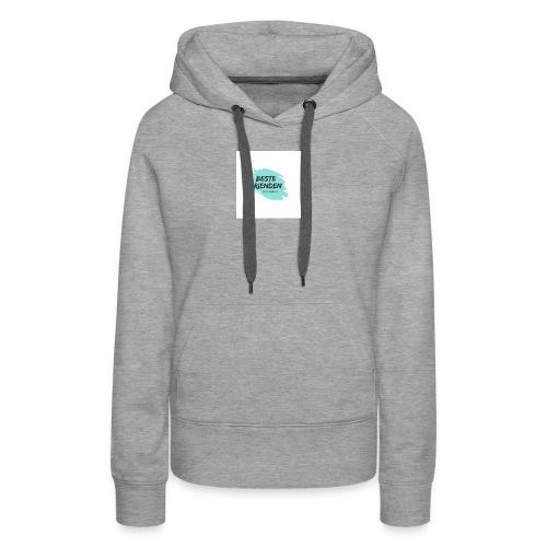 beste vriendeSpace - Vrouwen Premium hoodie