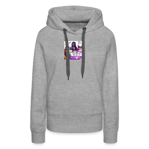 Barzey Beats - Women's Premium Hoodie
