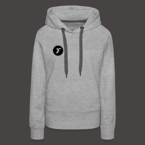 FluxCrew Logo - Women's Premium Hoodie