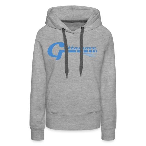 Gottamove Logo - Vrouwen Premium hoodie