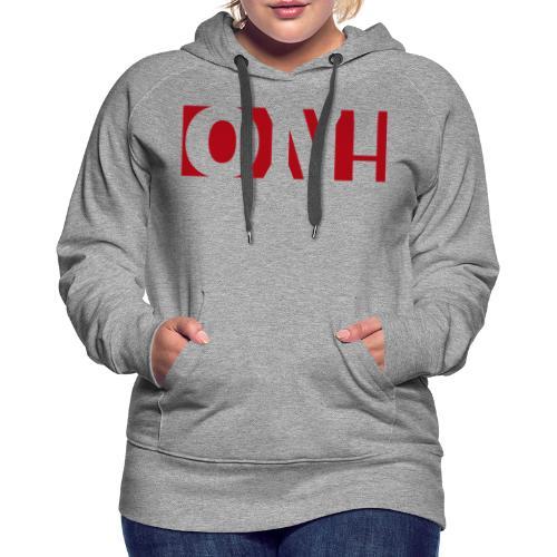 ONH - Naisten premium-huppari