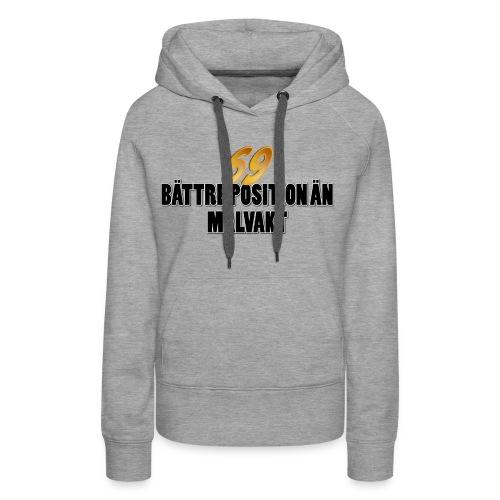 Sandmans merch t-shirt - Premiumluvtröja dam